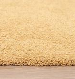 FRAAI Wasbaar vloerkleed - Clean Okergeel