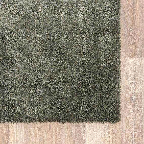 FRAAI Wasbaar vloerkleed - Clean Groen