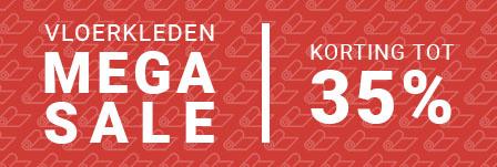 Vloerkleden Mega Sale