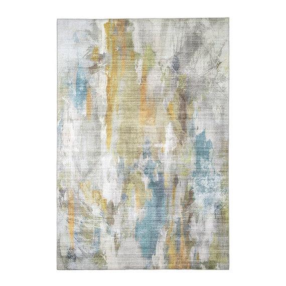 FRAAI Modern vloerkleed - Strong Paint Multicolor