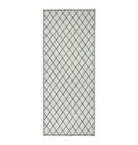Bougari Balkonkleed - Twin Lines Groen/Creme