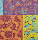 Rebelle Patchwork vloerkleed - Delany Multicolor