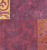 Rebelle Patchwork vloerkleed - Delany Rood