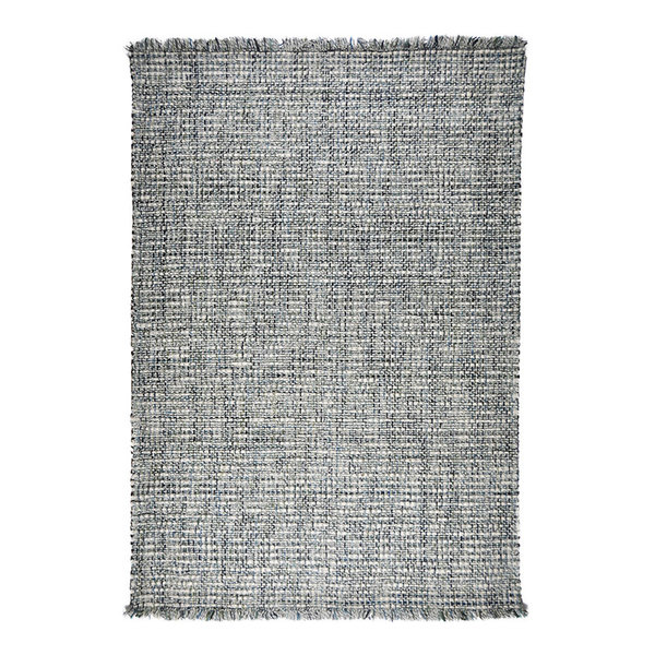 Wollen vloerkleed - Trinette Groen Grijs