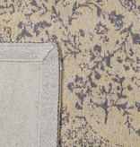 Rebelle Vintage vloerkleed - Therese Geel Grijs