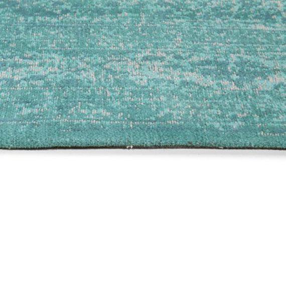 Rebelle Vintage vloerkleed - Therese Aqua Blauw