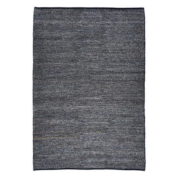 Wollen vloerkleed - Lianne Taupe Blauw