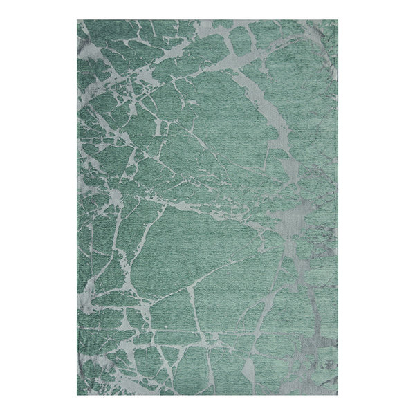 Modern vloerkleed - Viviane Aqua Blauw