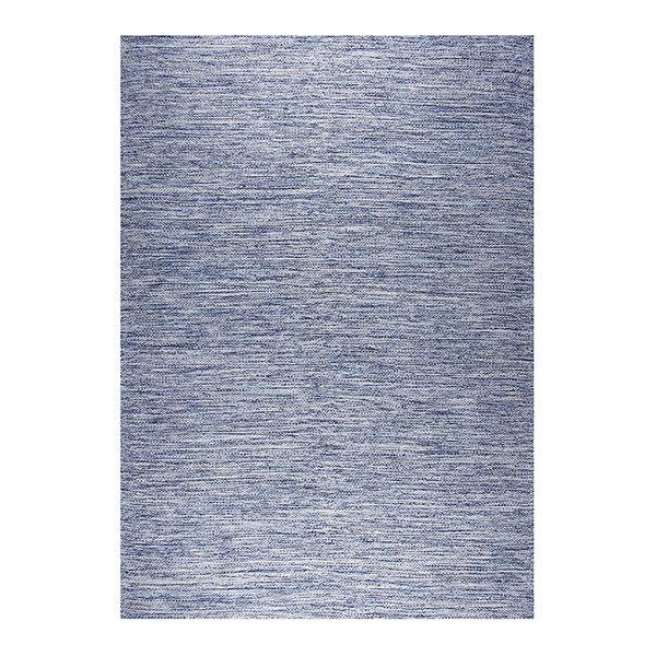Modern vloerkleed - Lisette Blauw
