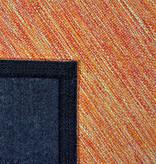 Rebelle Modern vloerkleed - Lisette Terracotta Oranje