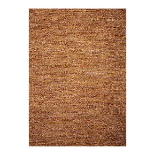 Modern vloerkleed - Lisette Terracotta Oranje