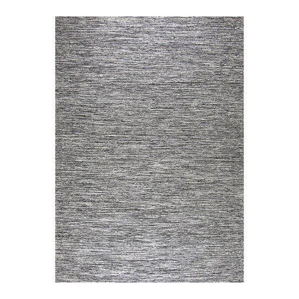 Modern vloerkleed - Lisette Zwart Grijs