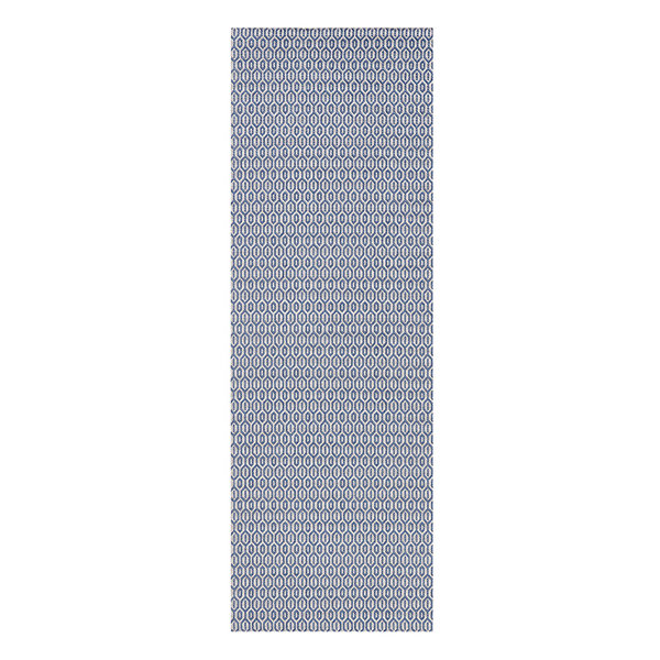 Balkonkleed - Coin Blauw