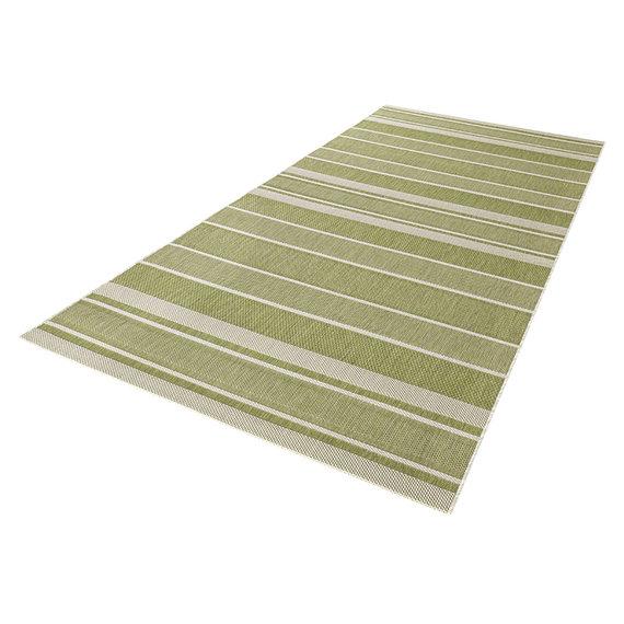 Bougari Balkonkleed - Strap Groen