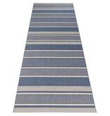 Bougari Balkonkleed - Strap Blauw