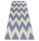 Bougari Balkonkleed - Unique blauw/beige