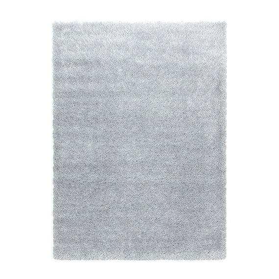 Adana Carpets Hoogpolig vloerkleed - Blushy Lichtgrijs