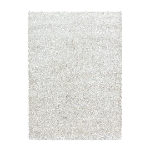 Adana Carpets Hoogpolig vloerkleed - Blushy Creme/Wit