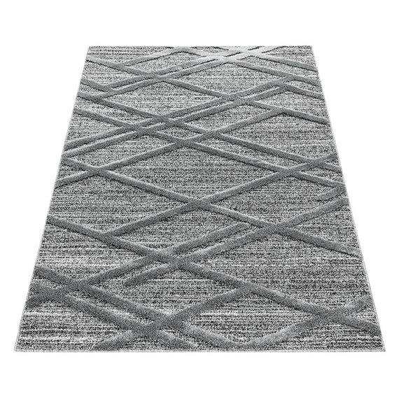 Adana Carpets Scandinavisch vloerkleed - Pitea Double Grijs