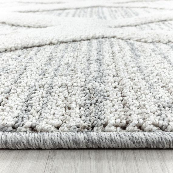 Adana Carpets Scandinavisch vloerkleed - Pitea Diamond Grijs