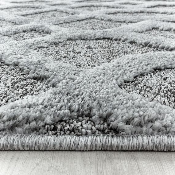 Adana Carpets Scandinavisch vloerkleed - Pitea Tile Grijs