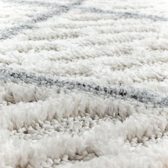 Adana Carpets Scandinavisch vloerkleed - Pitea Strangle Creme