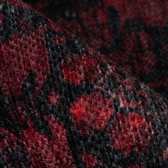 Kay Vintage vloerkleed - Toska Oriental Donkerrood