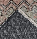 Kay Vintage vloerkleed - Toska Pattern Multicolor