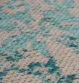 Kay Vintage vloerkleed - Nostalgia Turquoise