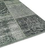 Brinker carpets Patchwork Vloerkleed -  Bukan Dark Green