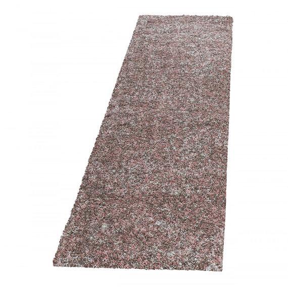 Adana Carpets Hoogpolige loper - Enjoy Rose