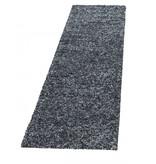 Adana Carpets Hoogpolige loper - Enjoy Antraciet
