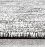 Adana Carpets Laagpolige loper - Nani Lichtgrijs