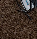 Adana Carpets Hoogpolige loper - Life Bruin