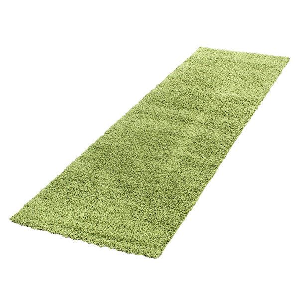 Hoogpolige loper - Life Groen
