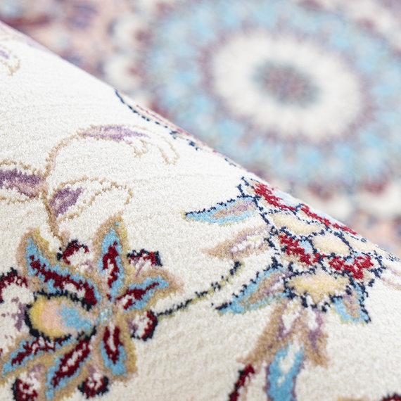 Kay Perzisch vloerkleed - Kwait Salmiya Creme/Multicolor