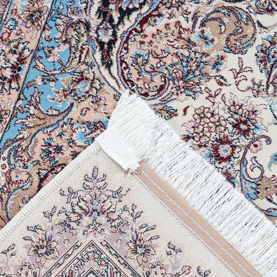 Kay Perzisch vloerkleed - Kwait Abdali Creme/Multicolor