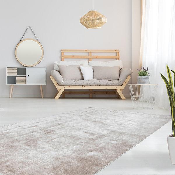 Modern vloerkleed - Nauru Yaren Beige