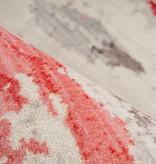 Kay Modern vloerkleed - Piemonte Misto Creme/Roze