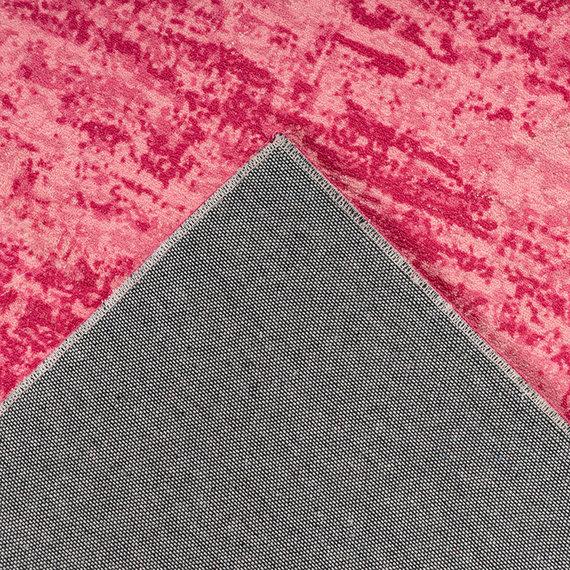 Kay Laagpolig vloerkleed - Piemonte Plain Roze