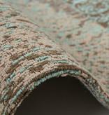 Kay Patchwork vloerkleed - Splendid Turquoise