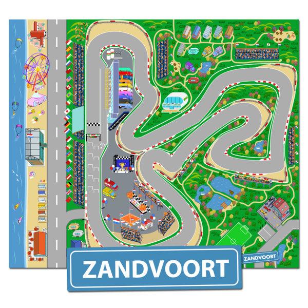 Speelkleed - Maes Circuit Zandvoort