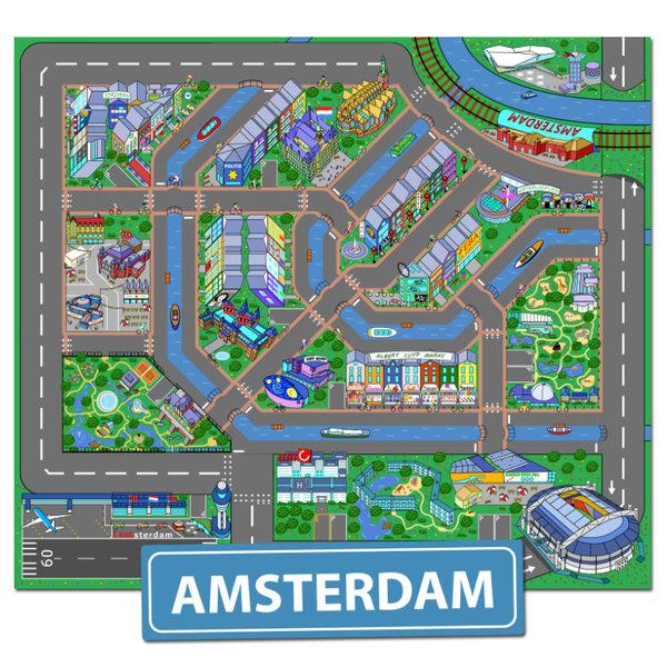 Speelkleed - Maes Autoweg Amsterdam