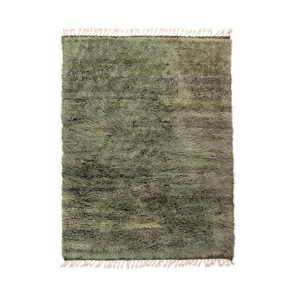 Berber vloerkleed - Afghano Groen