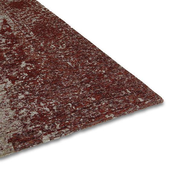 Brinker carpets Vintage vloerkleed - Meda Rood