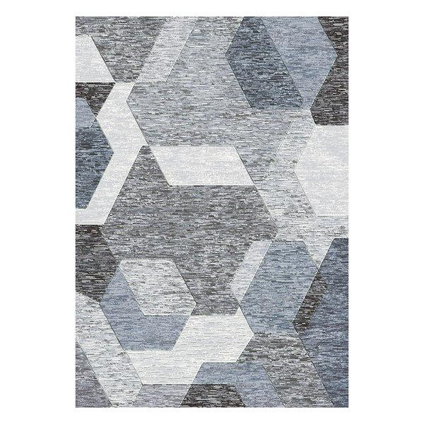 Modern vloerkleed - Albany Multicolor 6656