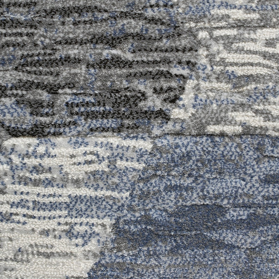 Antoin Carpets Modern vloerkleed - Albany Multicolor 6656