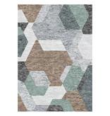Antoin Carpets Modern vloerkleed - Albany Multicolor 2626