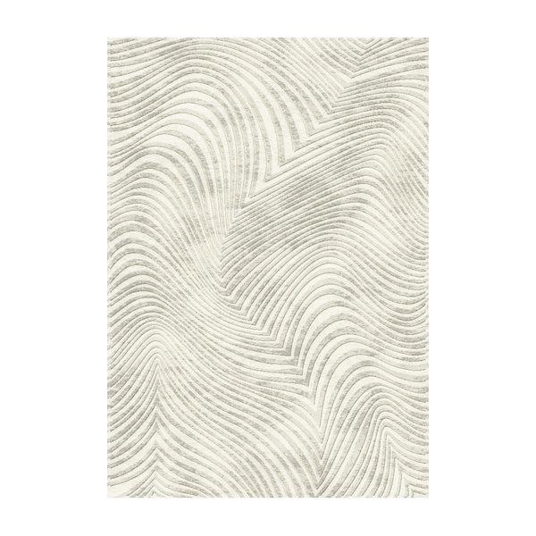 Modern vloerkleed - Alvie Creme 7565