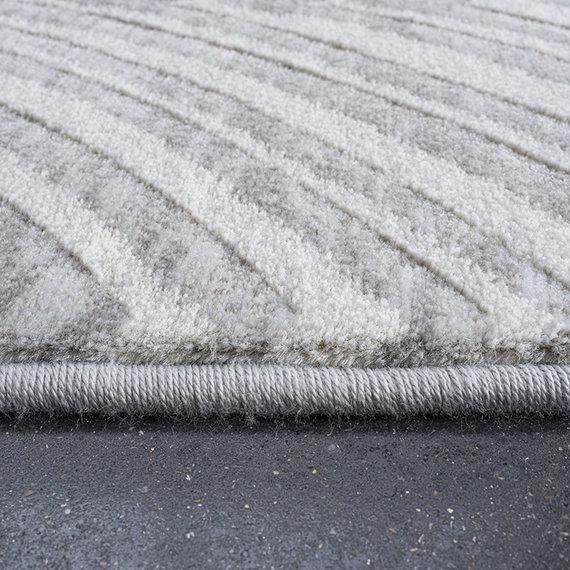 Antoin Carpets Modern vloerkleed - Alvie Grijs 6979